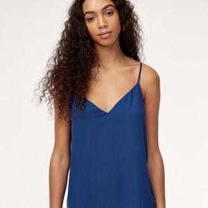 Babaton Royal Blue Everly Camisole